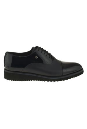 Fosco 6590 Bağlı Klasik Lacivert Erkek Ayakkabı