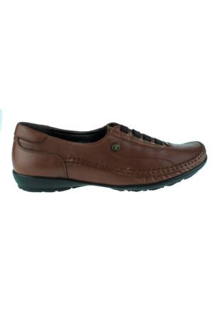 Forelli 33016 Comfort Taba Kadın Ayakkabı