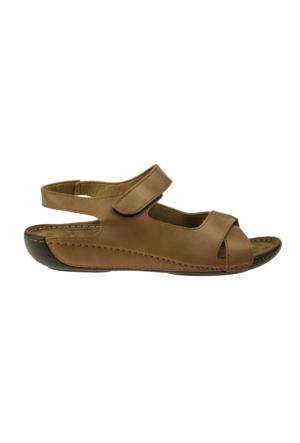 Muya 22273 Çapraz Bant Taba Kadın Sandalet