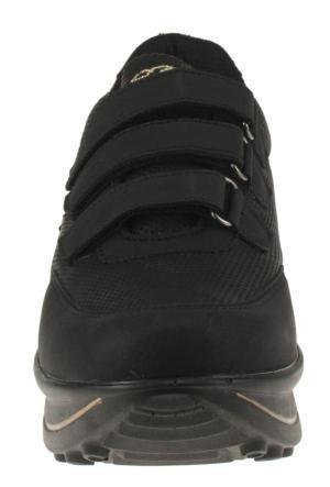 Jump 11385Z Uc Cirt Siyah Kadın Ayakkabı