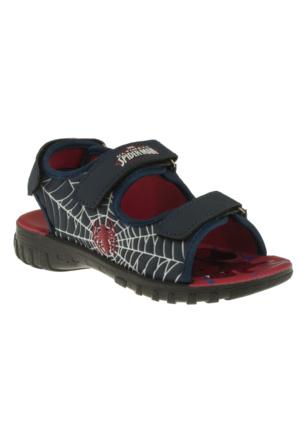 Spider-man An Cirtli Lacivert Çocuk Sandalet