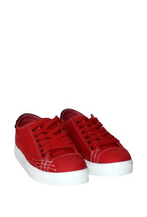 Dosteli Ayakkabı Kırmızı Nbn Bayan Vans-N8