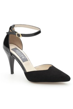 Sofistiqe Siyah Topuklu Ayakkabı