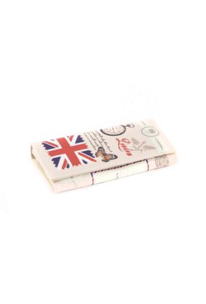Eos İngiltere Bayraklı Baskılı Cüzdan
