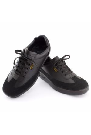 Mekap Mekap Klasik Siyah Ayakkabı