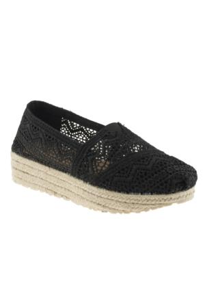 Fiorella 180 0653Z Siyah Ayakkabı
