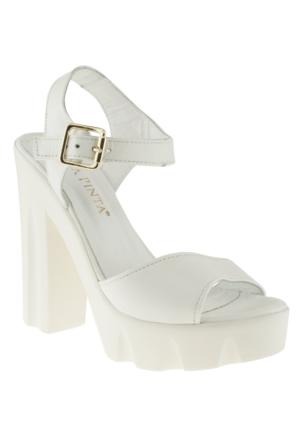 La Pinta 270 068-89Z Beyaz Ayakkabı