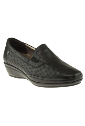 Forelli 230 18016Z Siyah Ayakkabı