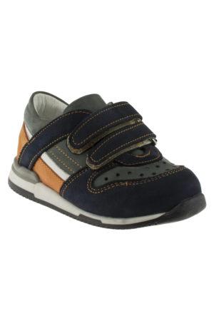 Perlina 253 268B Lacivert Ayakkabı