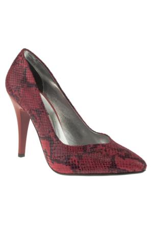 Alisolmaz 151 760-1Z Kırmızı Ayakkabı