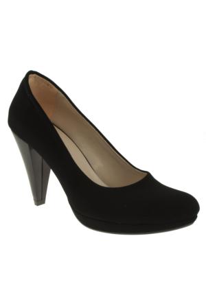 Alisolmaz 151 005Z Siyah Ayakkabı