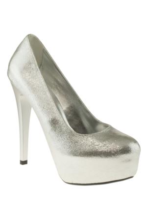 Alisolmaz 151 112Z Gümüş Ayakkabı