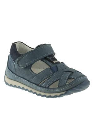 Perlina 253 281B Mavi Ayakkabı