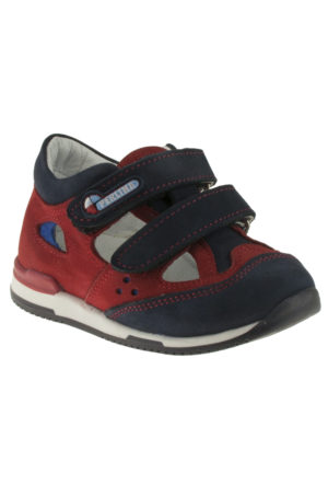 Perlina 253 264-1B Lacivert Ayakkabı