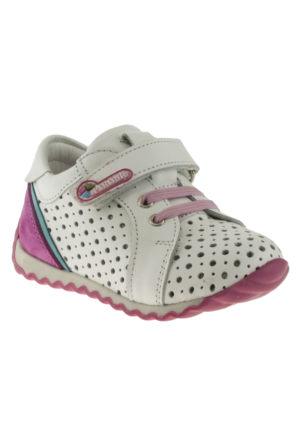 Perlina 253 270B Beyaz Ayakkabı
