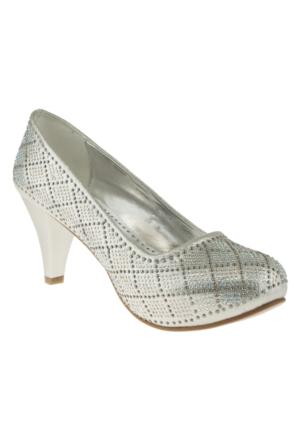 Alisolmaz 151 209Z Gümüş Ayakkabı