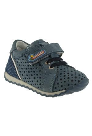 Perlina 253 270B Mavi Ayakkabı