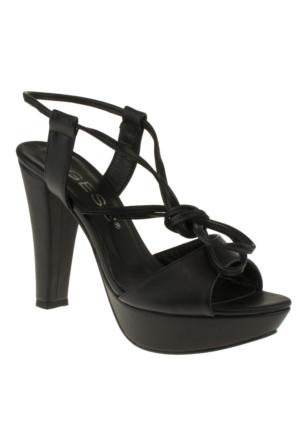 Gess 275 21232Z Siyah Ayakkabı