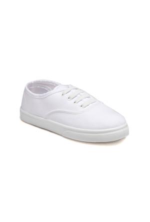 Kinetix A1290408 Beyaz Erkek Çocuk Sneaker Ayakkabı