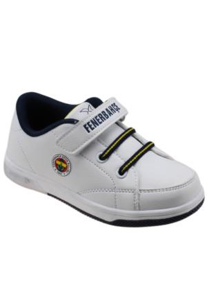 Fb 1243122 Beyaz Lacivert Erkek Çocuk Ayakkabı