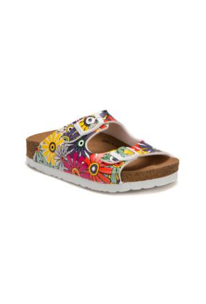 Pink Step A3335147 Beyaz Kız Çocuk Sandalet