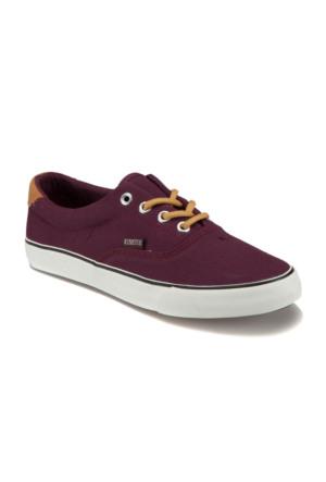 Kinetix 1230028 Bordo Erkek Çocuk Sneaker Ayakkabı