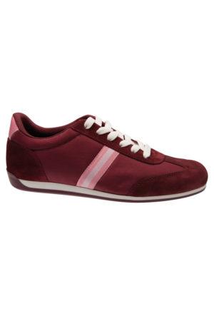 Kinetix 1232560 Bordo Kadın Sneaker