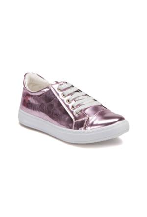 Seventeen Pary Pembe Kız Çocuk Sneaker Ayakkabı
