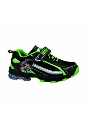 Ben Ten Bastor Siyah Erkek Çocuk Sneaker Ayakkabı