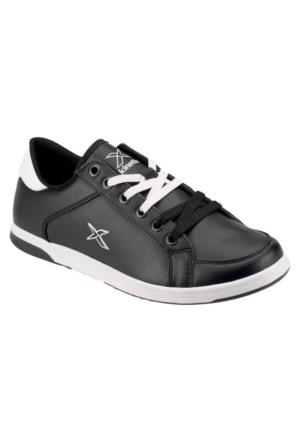 Kinetix 1271657 Siyah Beyaz Erkek Çocuk Sneaker Ayakkabı