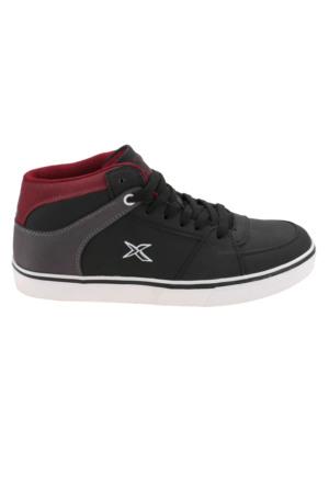 Kinetix 1271819 Siyah Bordo Antrasit Erkek Çocuk Sneaker