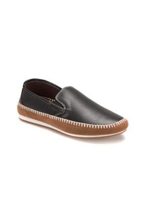 Flexall 14426-1 M 1405 Siyah Erkek Modern Ayakkabı