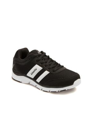 Kinetix 1234651 Siyah Beyaz Erkek Çocuk Koşu Ayakkabısı