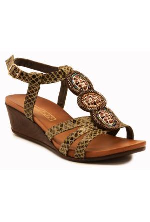 Gedikpaşalı 490 Bayan Terlik-Sandalet