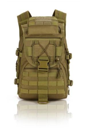 Protector Plus 40L Molle Taktik Çanta (Haki)