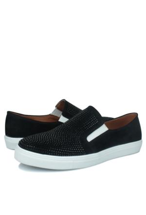 Loggalin 126129 031 027 Kadın Siyah Ayakkabı