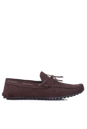 Kalahari 350001 039 228 Erkek Kahverengi Süet Yazlık Ayakkabı