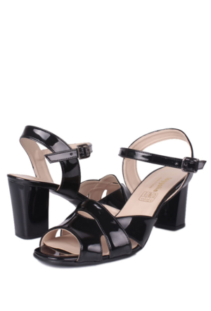 Loggalin 375186 031 020 Kadın Siyah Günlük Ayakkabı