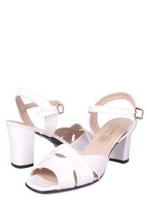 Loggalin 375186 031 468 Kadın Beyaz Günlük Ayakkabı