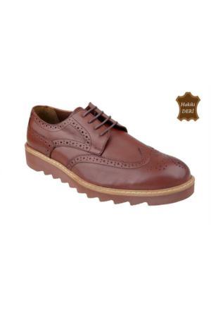 Wolfland 201 02 Hakiki Deri Klasik Ayakkabı