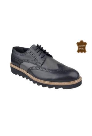 Wolfland 201 3211 Hakiki Deri Klasik Ayakkabı