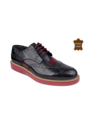 Wolfland 215 103106 Hakiki Deri Klasik Ayakkabı