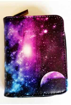 Köstebek Nebula Galaxy Cüzdan Kc184