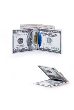 BuldumBuldum Dolar Görünümlü Cüzdan