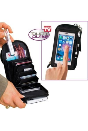 BuldumBuldum Touch Purse - Dokunmatik Cüzdan