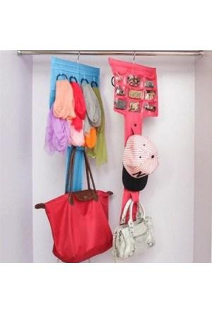 BuldumBuldum Çanta Ve Takı Organizeri