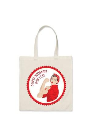 BuldumBuldum Kadınlar Gününe Özel Bez Çanta