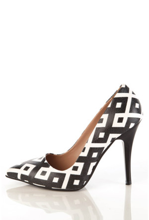 Los Ojo Gnc 027 Stiletto Kadın Topuklu Ayakkabı