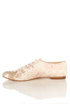 Los Ojo Srdr 018 Casual Bağcıklı Kadın Ayakkabı