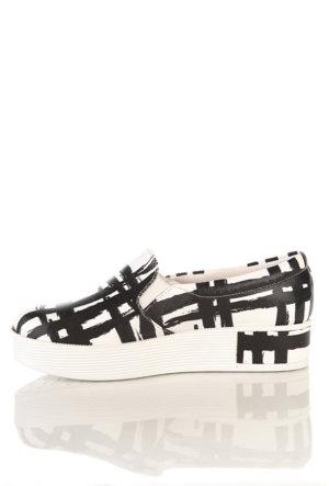 Los Ojo Tkn 002 Yüksek Sneaker Kadın Ayakkabı